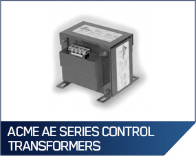 Acme AE Series Control Transformers