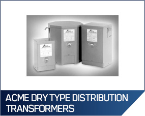 Acme Dry Type Distribution Transformers