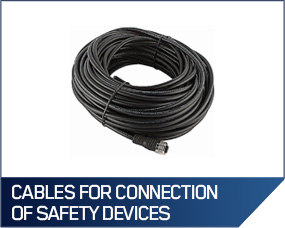 Cables For Connection Of Safety Devices