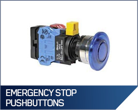 Emergency Stop Pushbuttons