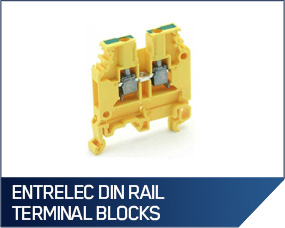 Entrelec DIN Rail Terminal Blocks