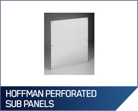 Hoffman Perforated Sub Panels