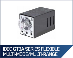 IDEC GT3A Series Flexible Multi-Mode/Multi-Range