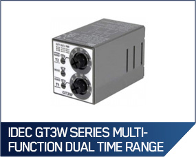 IDEC GT3W Series Multi-Function Dual Time Range Timers