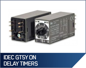 IDEC GT5Y On Delay Timers