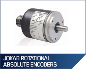 Jokab Rotational Absolute Encoders
