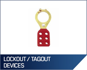 Lockout / Tagout Devices