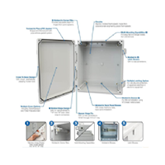 NEMA 4X Non-Metallic Enclosures