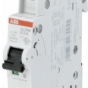 ABB SU201M, UL489 1 Pole Mini Circuit Breaker 480 VAC