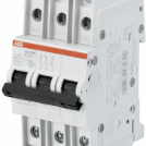 ABB SU203M, UL489 3 Pole Mini Circuit Breaker