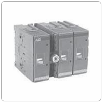ABB, 30 Amp 3 Pole Fusible Disconnect