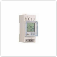 Rex A4, Micro Rex, Digital Weekly DIN Rail Mounting Time Switch