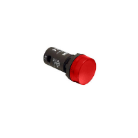 ABB One Piece Red Pilot Light