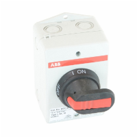 Three-Pole, 30 amps rated at 600 VAC, UL 98, enclosed non-fusible disconnect switch in a UL/NEMA 3R/12 enclosure