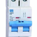 WEG UMBW-1C2-, 2 Pole, C Curve UL-1077 Breaker, Please choose amperage