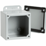 "Hoffman A10086SC, 10""X8""X6"" Screw Cover NEMA 12 Enclosure"