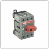 ABB 3 Pole Disconnect Switch
