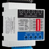 Macromatic ISDRU4 4 Channel Intrinsically Safe Relay