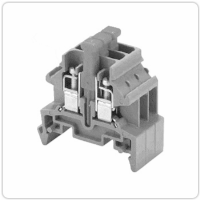 Marathon MIKTS4, 6MM 300 Volt DIN Rail Disconnect (Gray)