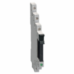 Lovato HR1XS024, 24VDC Slim Line Relay Assembled On Socket, With Screw Terminals