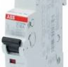 ABB S201M-K1, 1 Pole, 1 Amp UL 1077 Mini Breaker