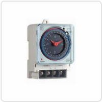 Rex A24, Heavy Duty (30 Amp) Analog Time Switch