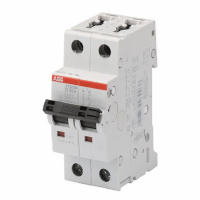 ABB ST202M, UL489 2 Pole Mini Circuit Breaker